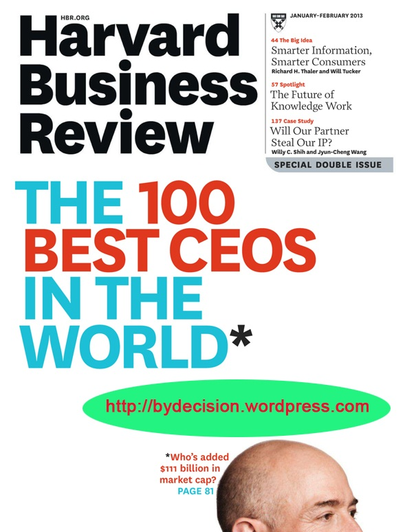 Harvard Business Review - 2013 - 01 - 02