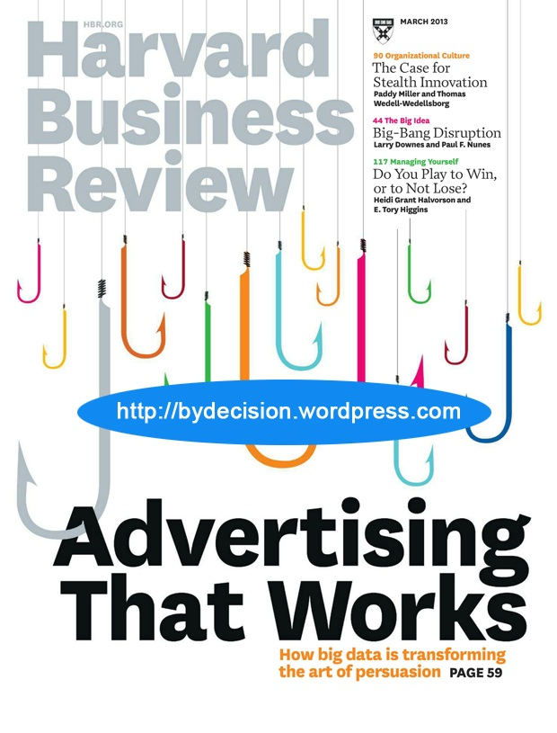 Harvard Business Review - 2013 - March